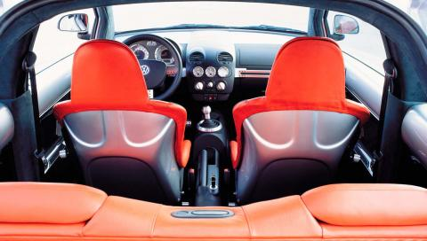 Interior Volkswagen Beetle RSI